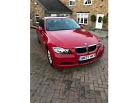 2007 07 bmw 318i SE 2.0 high spec with air con and e/sunroof long Mot