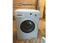 Bosch washing machine, 2 years old, good as new!