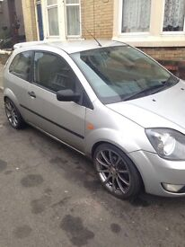 Ford Fiesta 1.4 zetec LOW MILEAGE MINT CONDITION