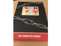 The World At War, Dvd Compleat 27 discs collection