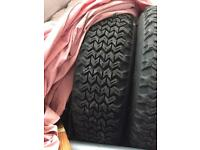 "13"" Michelin Gravel Rally Tyre"