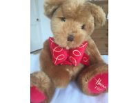 Five Gorgeous Harrods Teddy Bear Collectables