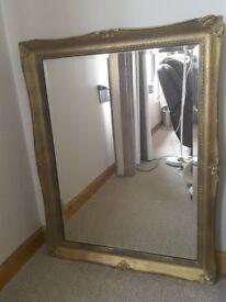 Large mirror (88cm x 68cm)