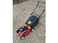 Briggs and Stratton lawnmower