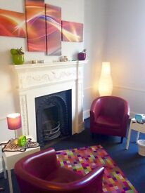 Therapy room Clapham for Counselling and Psychotherapy part time