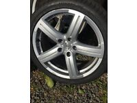 Gti pirelli alloys 4 of them in a very good condition original alloys with tyres