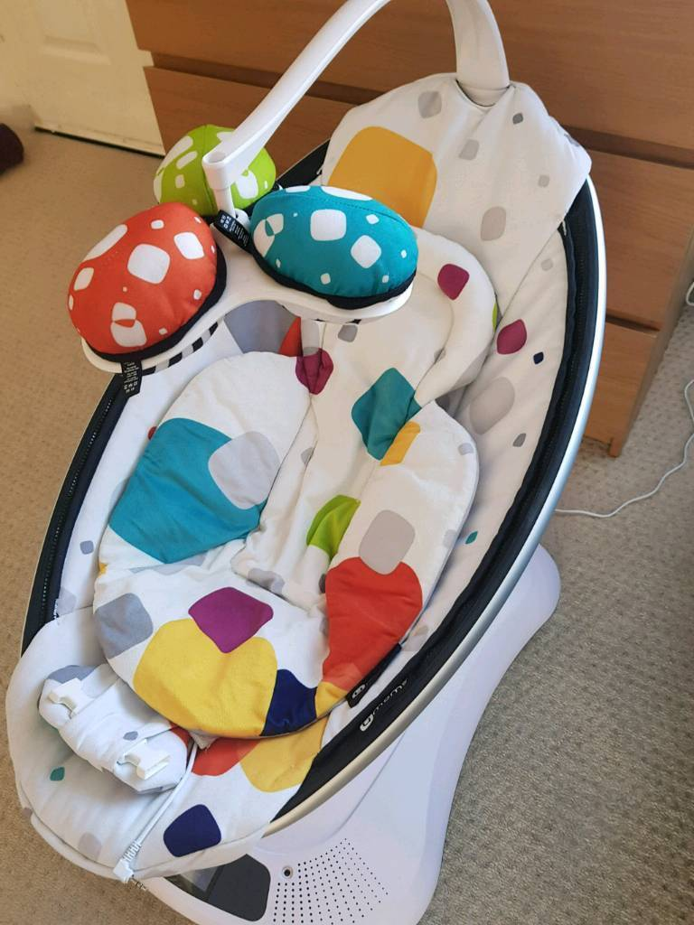 4 Moms Mamaroo In Luton Bedfordshire Gumtree