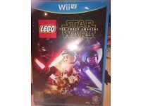 Never used WiiU Lego Star Wars game
