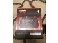 Steelseries stratus wireless gaming controller- NEW. £35