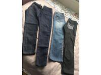 Ladies Trousers X4
