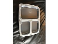 5 meal containers