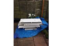 X8 radiators. Dereham £80
