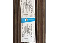 Bruno Mars tickets. Sheffield Arena