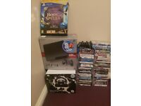 Ps3 slim still boxed, 50+ games+ accessories, wii still boxed, 12 games + accessories £260 ono