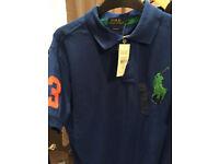 Genuine Polo T Shirt In blue colour