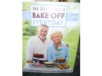 GREAT BRITISH BAKE OFF EVERYDAY RECIPE BOOK