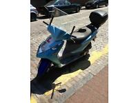 Honda Dylan SES 125CC **** Reduced to £850.00 ****