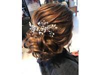 Bridal Parties and hair ups