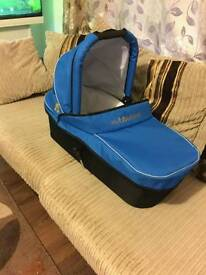 out and about carry cot