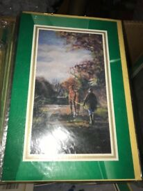 JOBLOT 1400 Race Racing Horse greeting cards card wholesale resale stock clearance pallet Joblot
