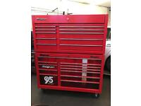 SNAP ON - Classic 78 - Toolbox - Roll cab and Top box - BARGAIN!!