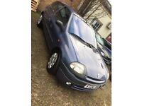 Renault Clio 1.4 petrol 2000