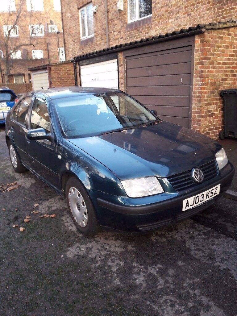 VW Bora 1.6 S 2003