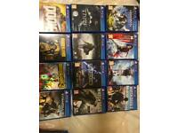 Ps4 game's for sale Wach have different price