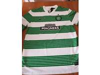 Celtic FC Brand New Nike 13/14 home top BNWT size Large