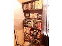 Darkwood Bookcase (2 available)