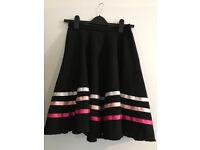 "Dance skirts for sale. 24"" character skirt & Capezio tutu"