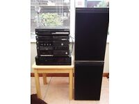 Technics Stack up System separates
