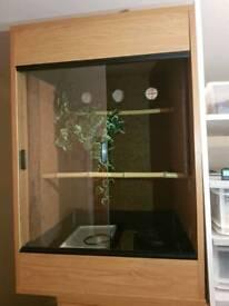 3x2x2 arboreal vivarium