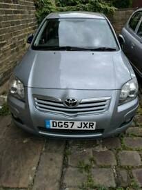 Toyota Avensis 2007 - silver