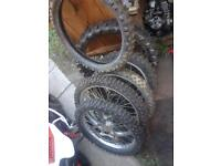 Mx wheels & tyres