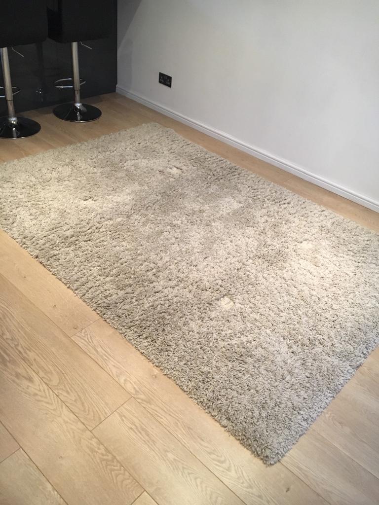 Dunelm Mill Large rug -RRP £129 (160x230cm)