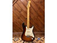 2010 Fender American Deluxe Stratocaster Guitar - Sunburst