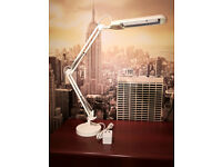 Desk Top Lamp, Excellent Condition, Cost New £60, less than 6 months old