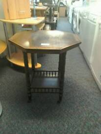 Antique coffee table #32661 £35