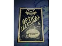 Optical Illusion cards