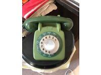 Retro landline phone
