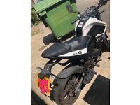 X blade 125cc