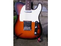 USA FENDER TELECASTER!GREAT CONDITION