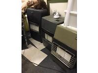 Potable gas heater x3