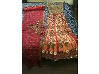 Designer Indian Bridal Lengha