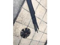 Drain/ Chimney Rods & Brush