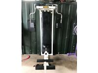 Technogym pectoral weight machine