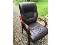 Armchair for seniors
