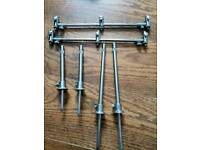 Stainless buzz bars