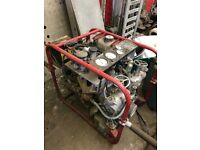 Fire Engine Godiva Water Pump